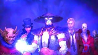 Injustice 2 - Raiden Multiverse Ending (1080p 60FPS)