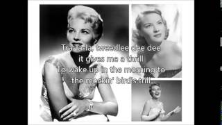 patti page  mockin bird hill¼ˆ1951¼‰with lyrics