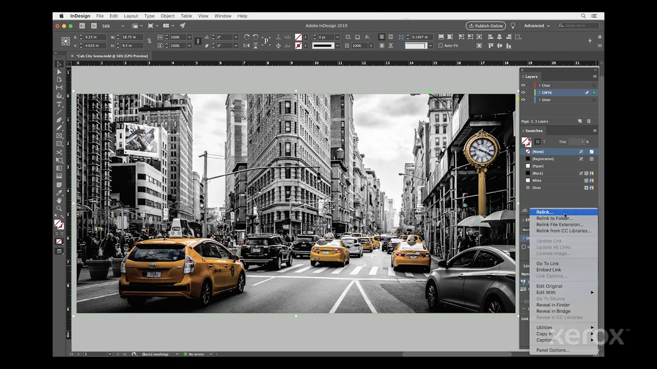 Xerox® Iridesse® Production Press: Designing for Photo Enhancements YouTube Video