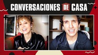 Jaime Lorente & Esther Acebo: Conversaciones de Casa