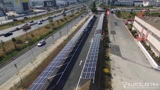 Impiant Fotovoltaik - Coca Cola Bottling Albania
