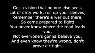 Empire Cast - Conqueror Lyrics (feat. Estelle and Jussie Smollett)