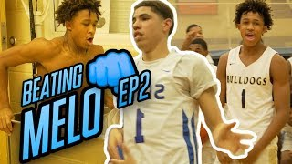 How LEBRON'S Nephew Prepared For LaMelo Ball! Meechie Johnson Is Built For GREATNESS 💪