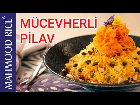 Mücevherli Pilav