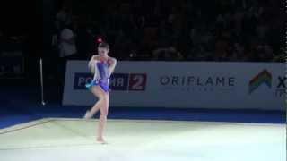 Гран при, 2013, гала, Александра Меркулова, булавы