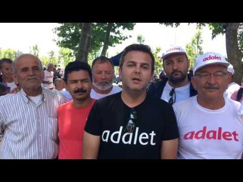 KÖK'TEN ADALET MİTİNGİ DAVETİ