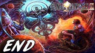 Final Fantasy IX HD Walkthrough END - Trance Kuja & Necron Boss Battle