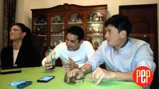 Robin and Rommel Padilla tell what shocks them about BB Gandanghari