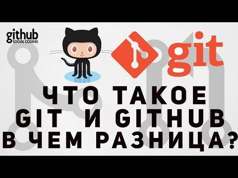 Git и GitHub: в чем разница