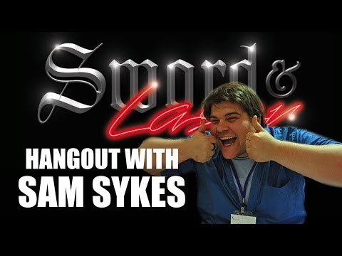 Vidéo de Sam Sykes