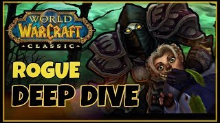 Classic Vanilla WoW Rogue Deep-Dive with LMGD | Classic WoW Rogue Guide