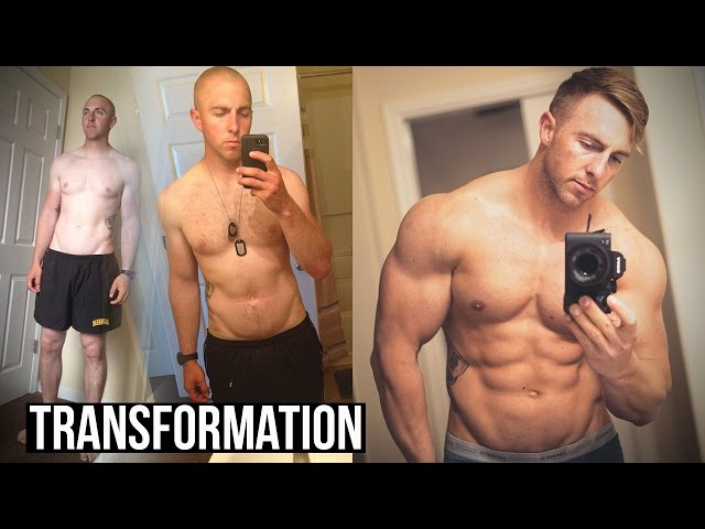 3 Year Body Transformation | After Ranger School...