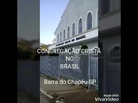 Congregação Cristã no Brasil em BARRA DO CHAPÉU-SP