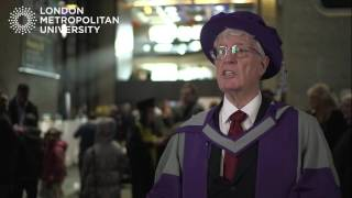 Rodney Bickerstaffe - honorary Doctor of Philosophy
