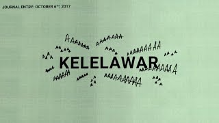 "Video thumbnail of "".Feast Ft. Karaeng Adjie - Kelelawar (Official Lyric Video)"""