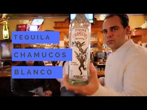 Tequila Review #1 (Chamucos Tequila)