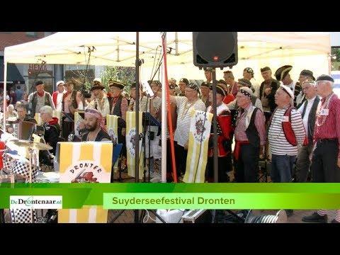 VIDEO | 'Gezelligheidskoor' Dronter Piraten zorgt voor prima sfeertje in Suydersee
