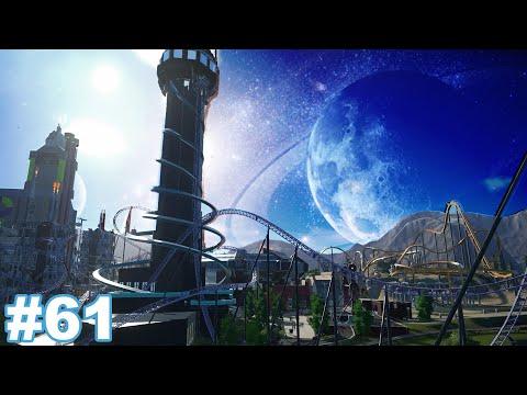 Let's Build the Ultimate Theme Park! - Planet Coaster - Part 61 (The Upside Down)