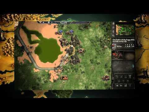 Warhammer 40,000: Armageddon Gameplay Trailer thumbnail