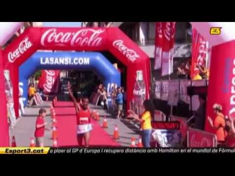 Reportaje TV3 Carrera