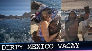 Cardi B and Offset Go On The Dirtiest, Most Romantic Mexico Vacation