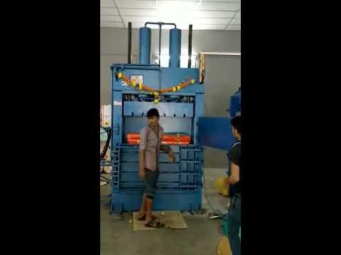 Aluminium Section Baling Machine