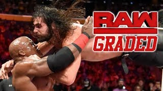 WWE Raw: GRADED (16 July) | Extreme Rules 2018 Fallout
