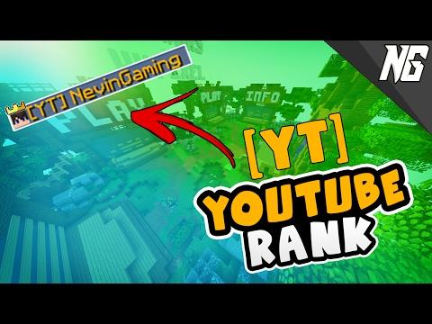 Video YT RANK DI HYPIXEL !