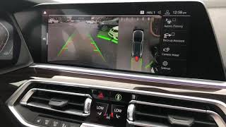 2019 BMW X5   Automatic Parking Feature