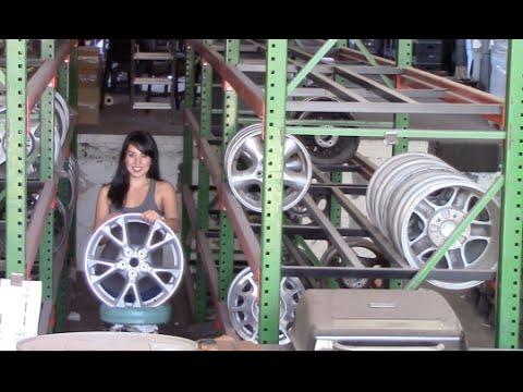 Factory Original Nissan XTerra Rims & OEM Nissan XTerra Wheels – OriginalWheel.com