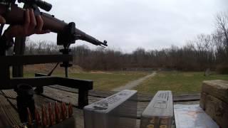Range Day : M48 Mauser with Zrak ON-M76B Scope