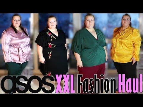 ASOS PlusSize Fashion TryOn Haul 👗 Übergrößen XXL    PrimaDina