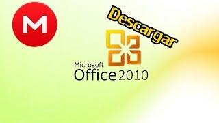 Descargar E Instalar Microsoft Office Professional Plus 2010 Y Su Activador [MEGA]