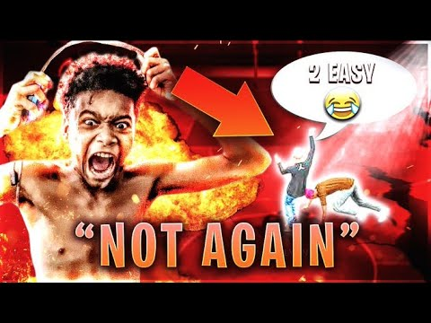 My First Time STREAM SNIPING on NBA 2K20... He BROKE his WEBCAM!