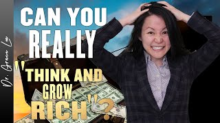"""Does """"Think and Grow Rich"""" Really Work? Here's the Science Behind It!"""