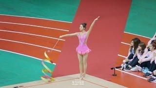 170116 아육대 리듬체조 오마이걸 유아 4K 직캠 by 육식다람쥐