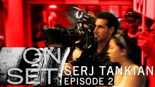 "On Set with Serj Tankian: ""Figure It Out"" Video Shoot [Episode 2/3]"