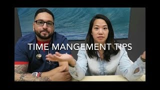 Nursing Time Management Tips