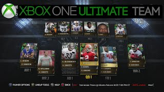 MUT 15 - Madden 15 - Madden 15 Ultimate Team - THE JOURNEY BEGINS | MUT 15 Gameplay