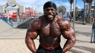 Kali Muscle's REAL Steroid Stack