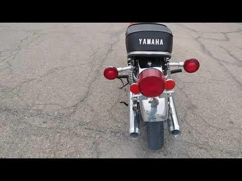 1975 Yamaha RD350 Cruiser in Loveland, Colorado - Video 1