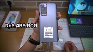 Video: Unboxing Xiaomi Redmi 10 Indonesia!