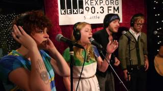 Seattle Rock Orchestra - Window Sill (Live on KEXP)