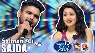 Sajda - Salman Ali - Indian Idol 10 - Neha Kakkar   - YouTube