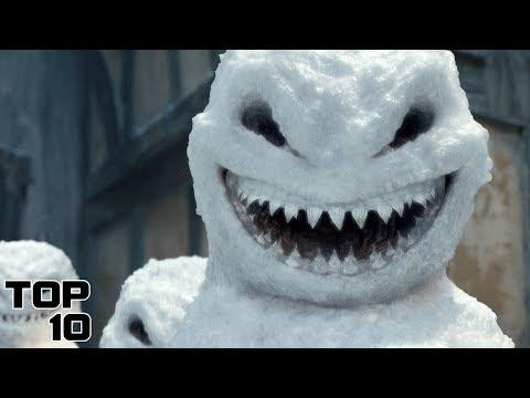 Top 10 Christmas HORROR Movies