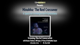 LILA Lumieres l Minukku: The Reel Crossover - A Space for Exchanges and Explorations
