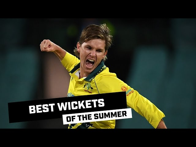 The best balls of the 2019-20 summer of cricket