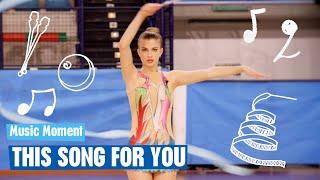 Sara e Marti #LaNostraStoria - This song for you