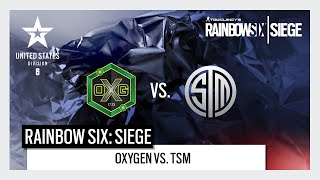 US Division 2020 Play Day 10 - Oxygen vs. TSM