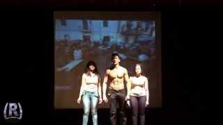 preview picture of video 'Scampia Trip Teatro PRIMAVERA 2008 (testo Antonio e Lidia Emma)'